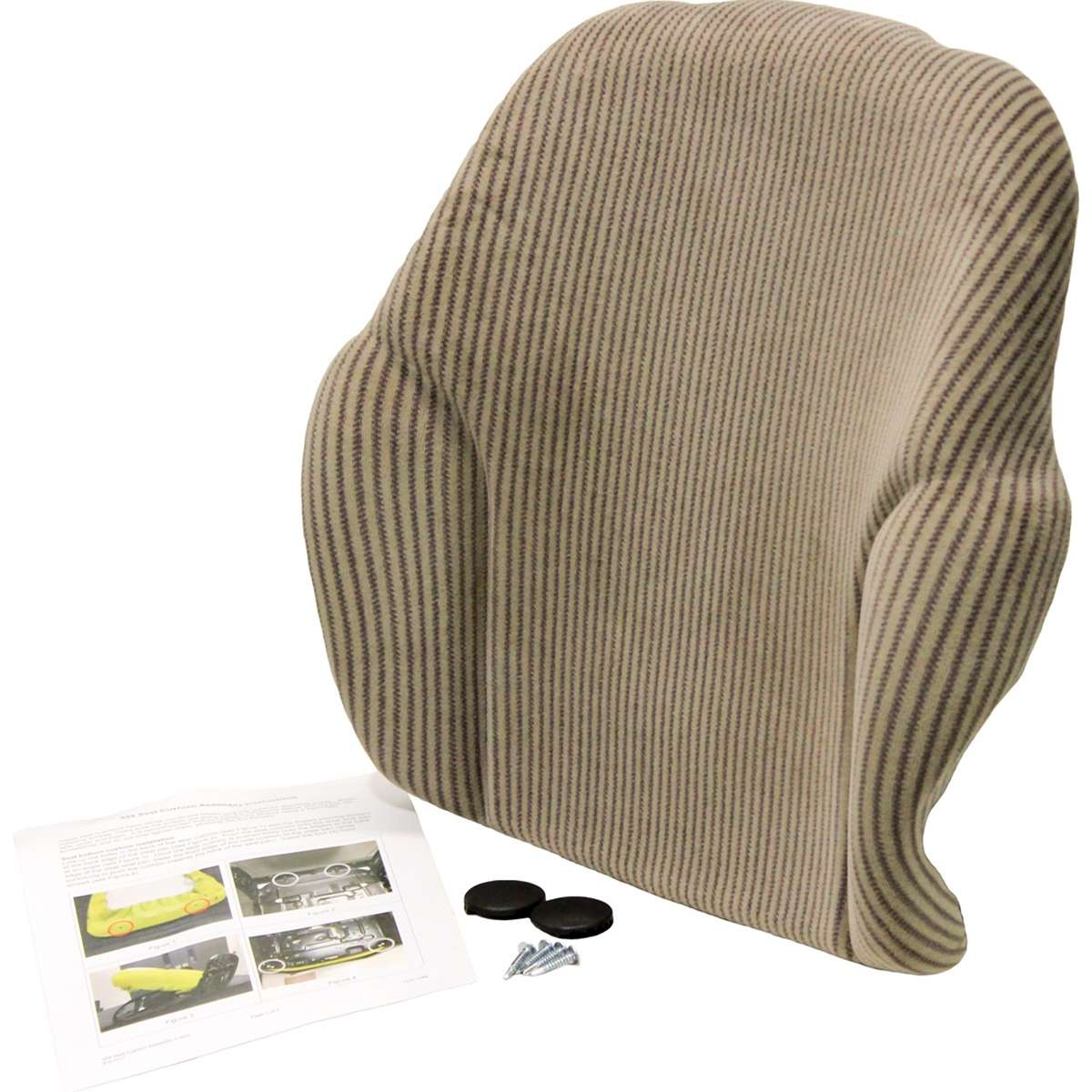 John Deere Mower & Utility Tractor Backrest Cushions