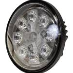 John Deere Skid Steer LED 24W Upper Cab Light