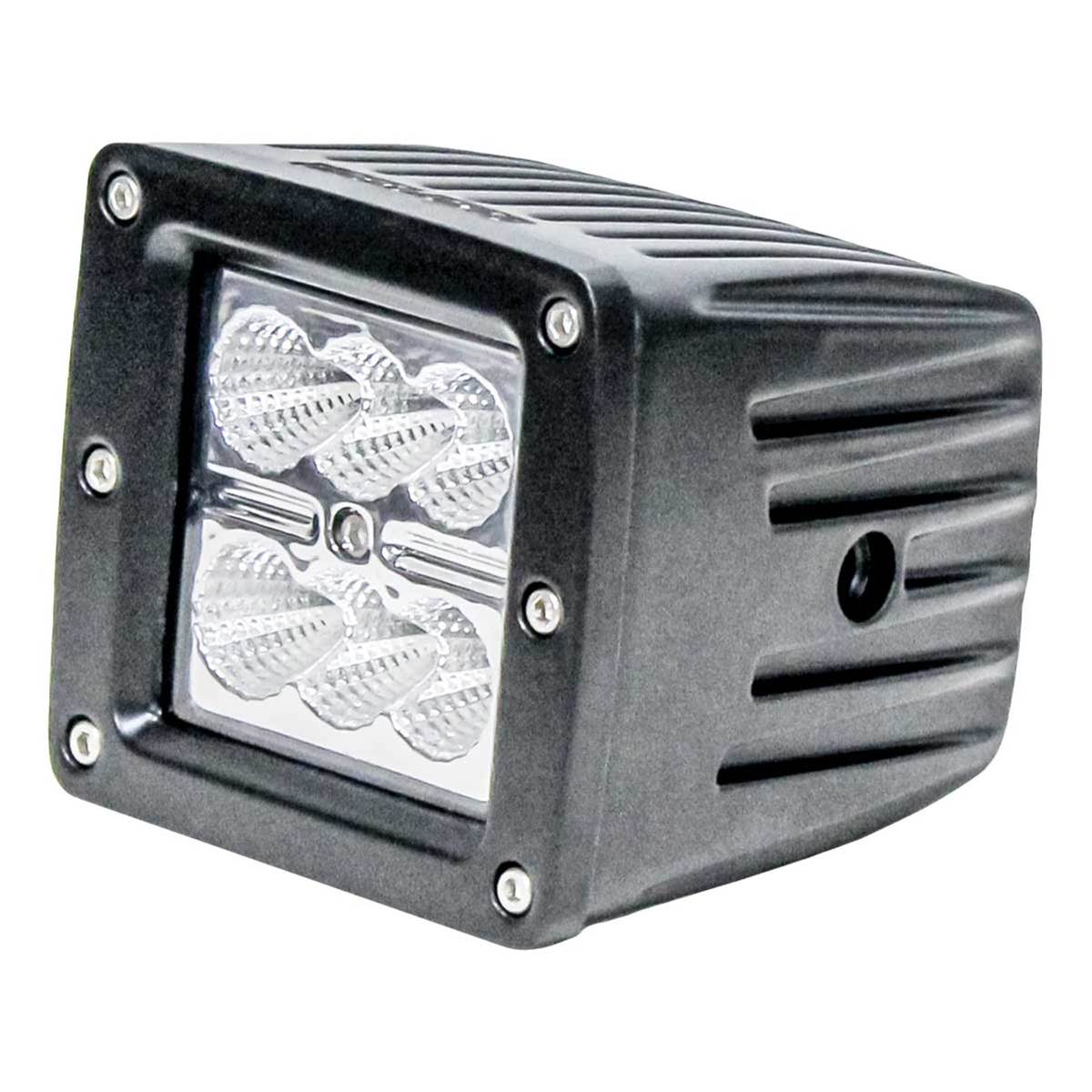 "KM LED 2.88"" x 3.25"" Light - Flood Beam"