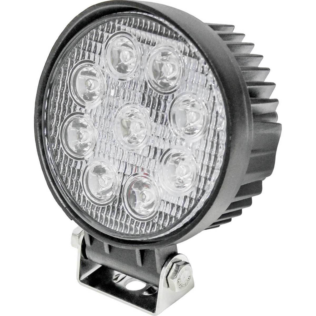 "KM LED 4.25"" Work Light - Spot Beam"