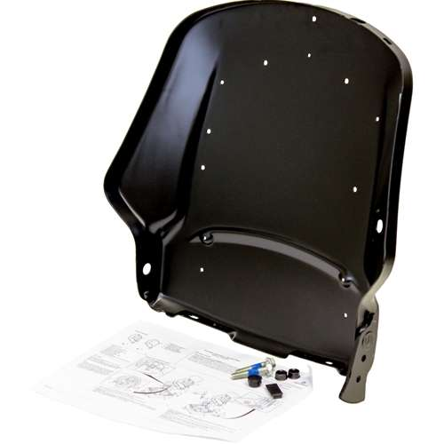 KM 136 Replacement Backrest Panel Kit