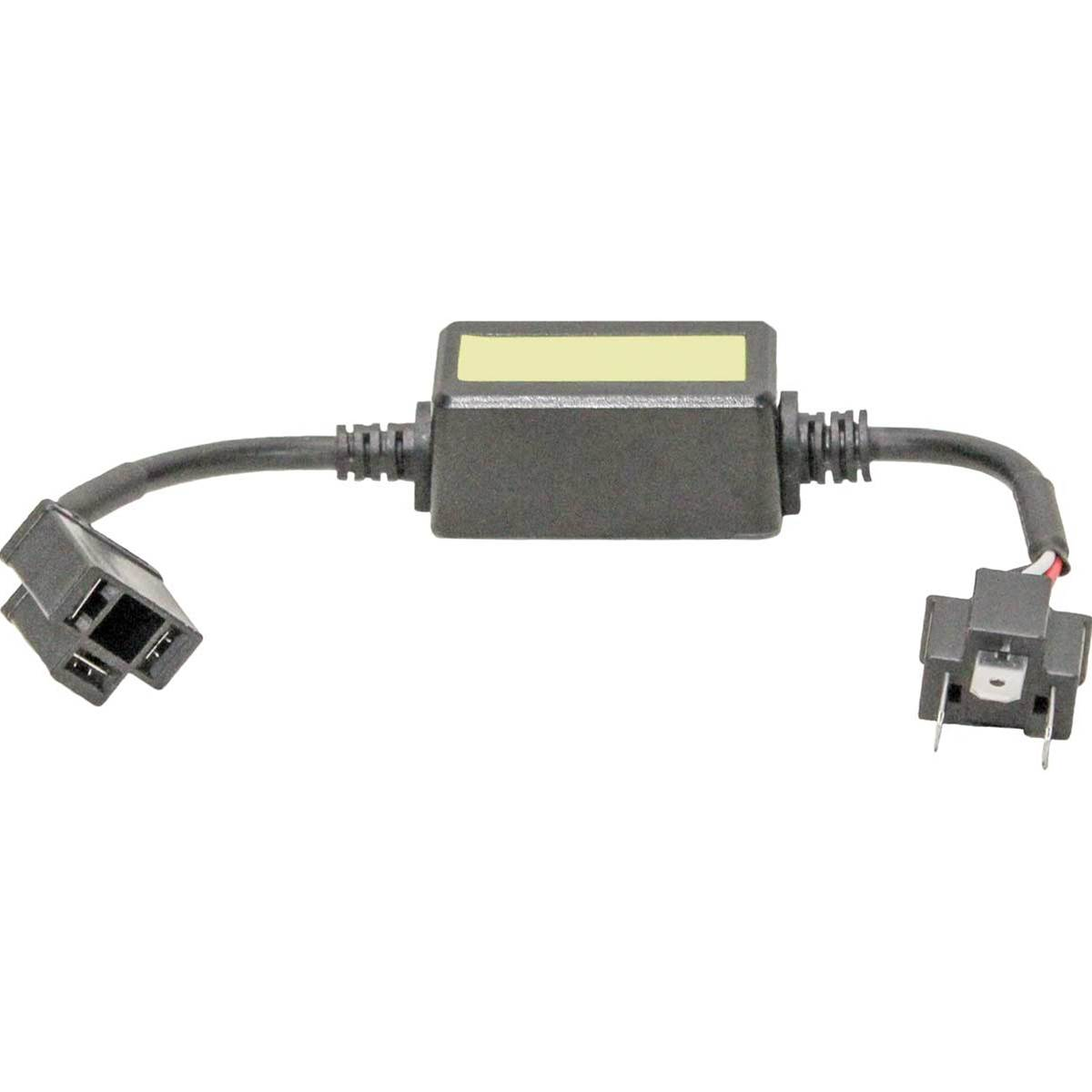 KM LED H4 Negative Controlled CANbus Relay Adapter