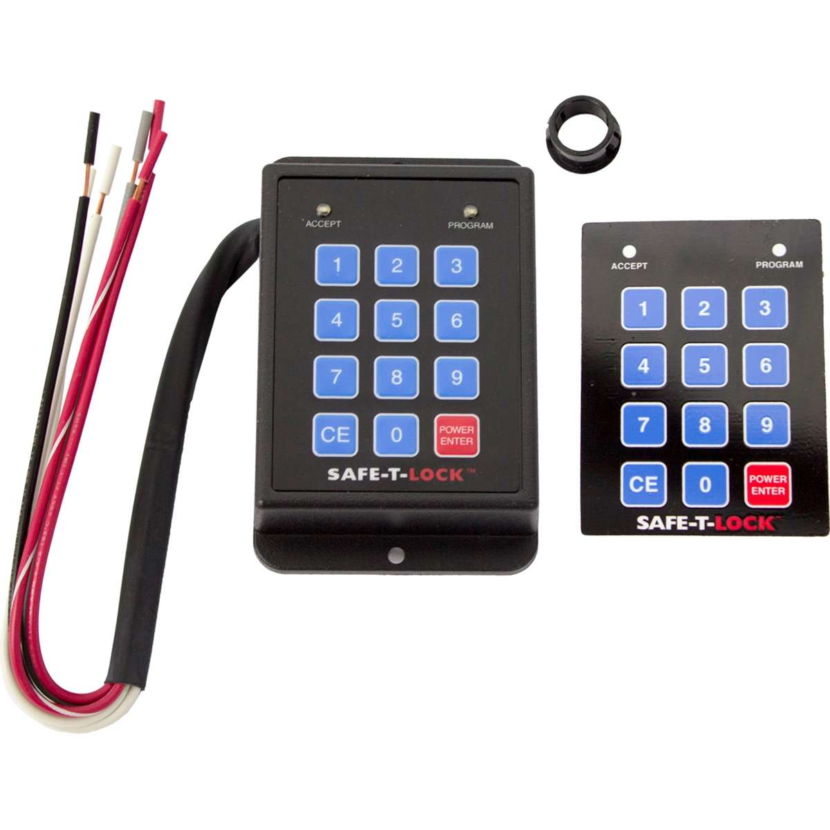 Safe-T-Lock Electronic Code Switch