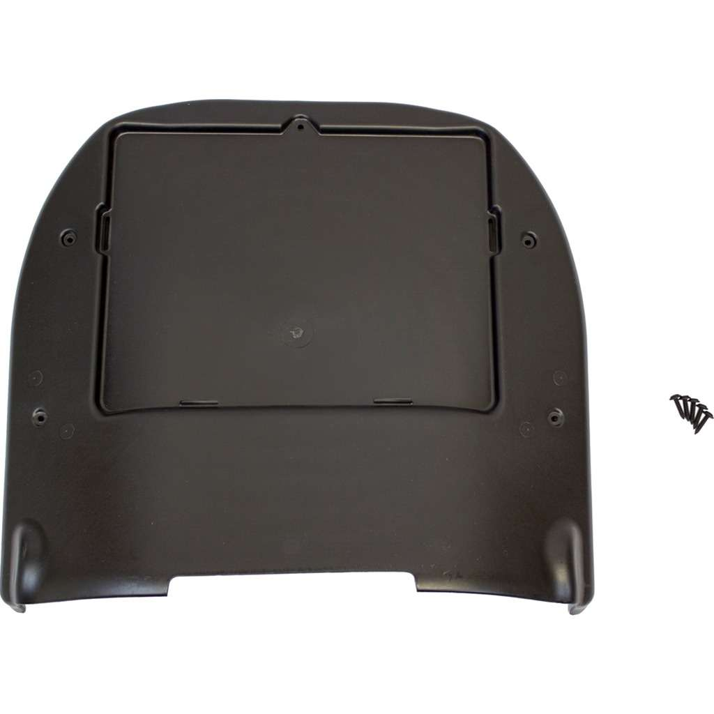 KM 236/238/242 Replacement Plastic Backrest Panel